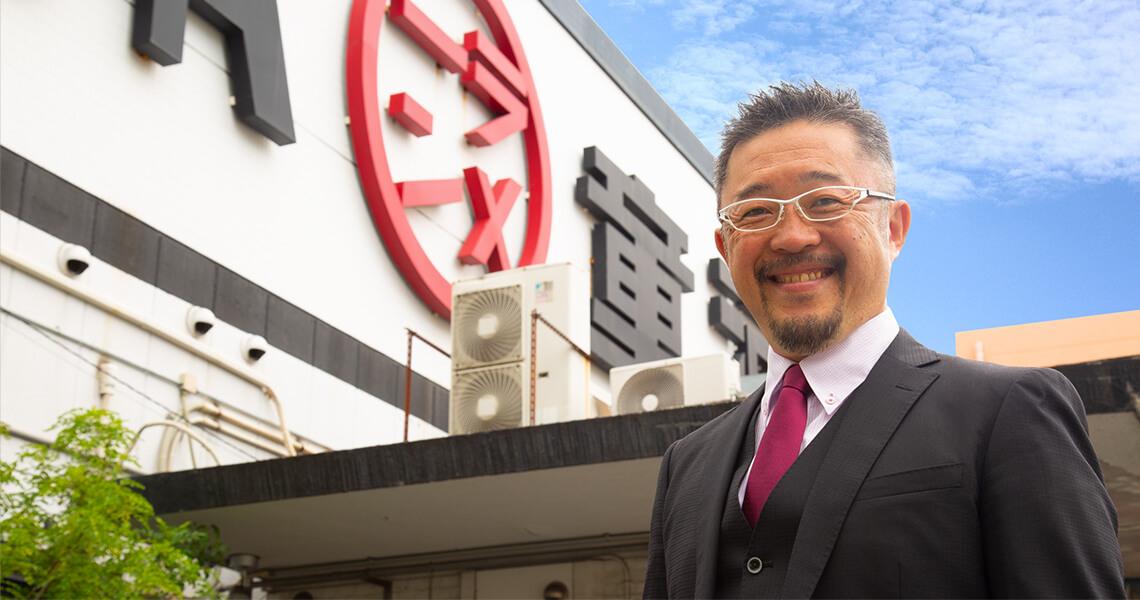 代表取締役 米岡 潤の画像