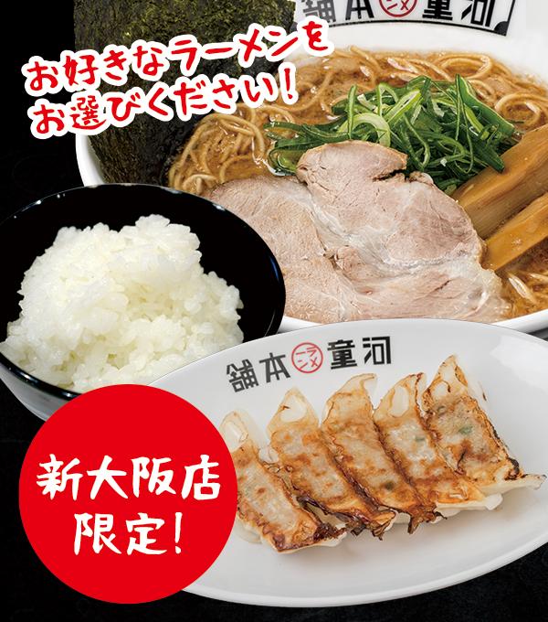 餃子セット(ラーメン別売)の画像